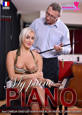 My piano lesson