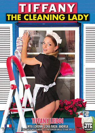 Tiffany, the cleaning lady
