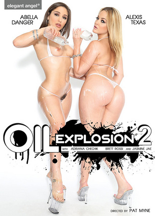 Wet young women /// Oil explosion vol.2