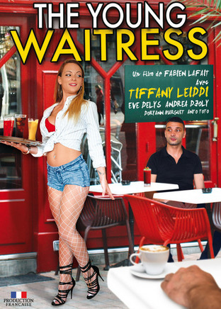 The young waitress