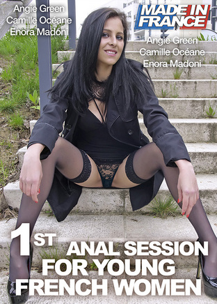 1st anal session for young french women