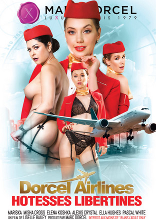 Dorcel Airlines - hôtesses libertines