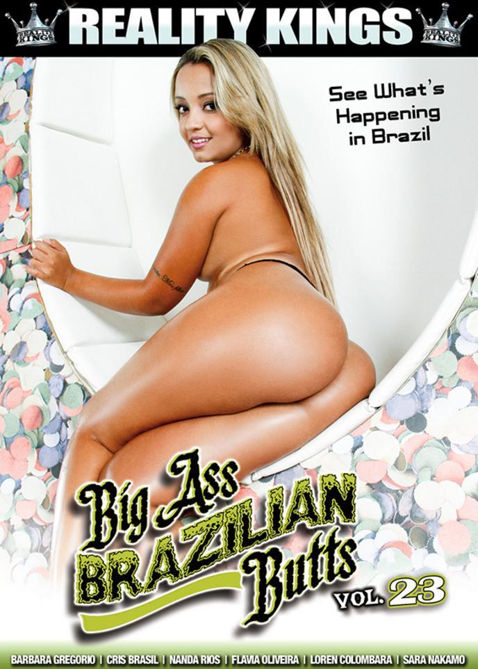 SONIA: Porno Big Ass Brazil