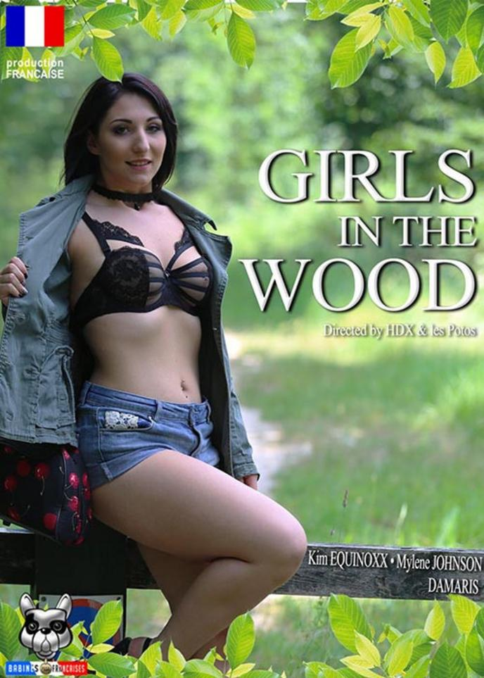 Hot Girls In The Woods