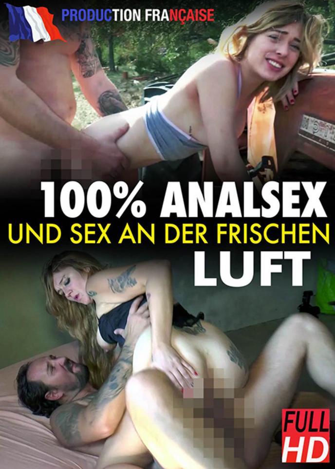 Frischer Analsex
