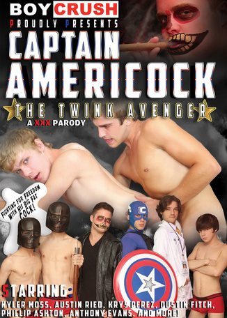Captain Americock: The Twink Avenger