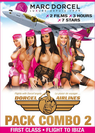 Pack Dorcel Airlines #2 : First Class - Flight to Ibiza