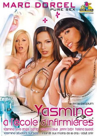 Yasmine à  l'école d'infirmières