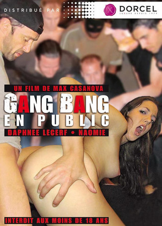 Gang Bang en public
