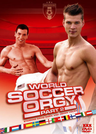 World Soccer Orgy part 2