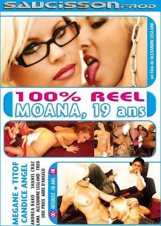 100% REEL : Moana 19 ans