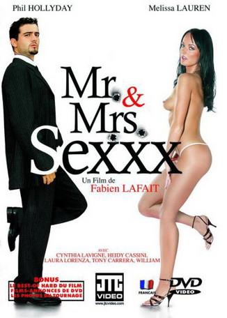 Mr & Mrs Sexxx