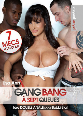 Gang Bang à 7 queues