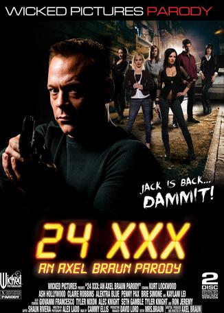 24 XXX, Une parodie Pornographique