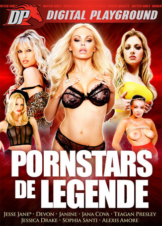 Pornstars de Légende