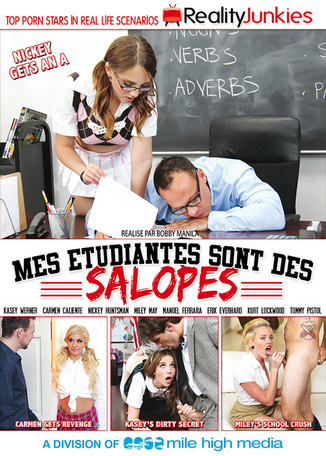 My Slutty students /// Corrupt Schoolgirls #9