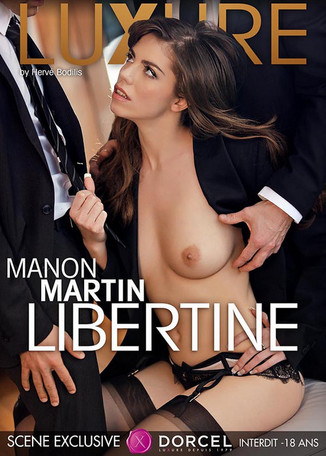 LUXURE - Manon Martin : Libertine