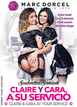 French Maid Service : Claire & Cara at your service