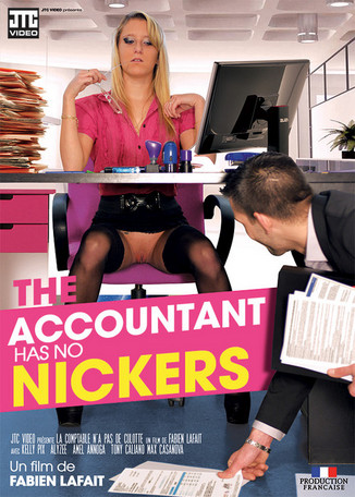 The accountant doesn't wear nickers