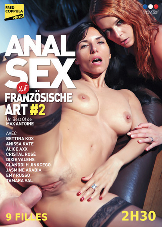 Anal Sex, the French way #2