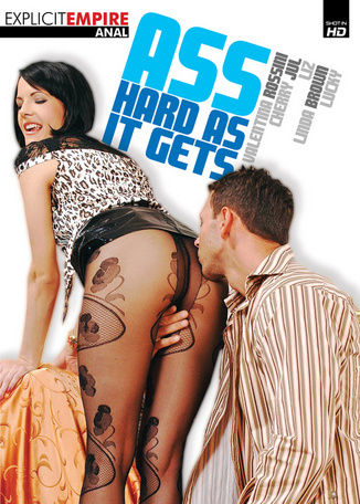 Ass hard as it gets
