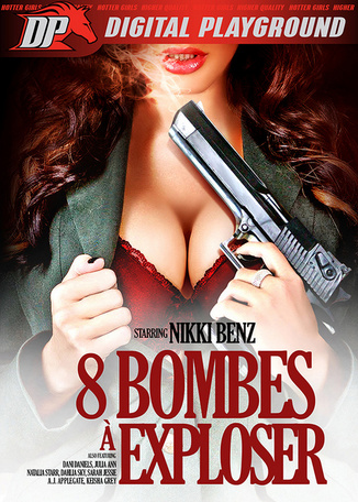8 bombes à Exploser