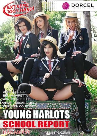 Young Harlots : School Report