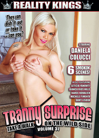 Tranny Surprise #37