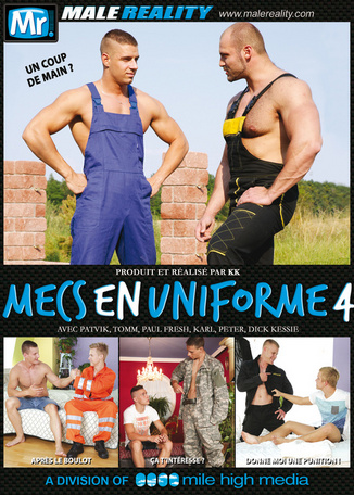 Men in uniform 4