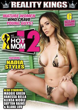 My girlfriend's hot mom vol.12