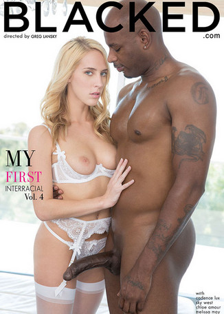 My first Interracial vol.4