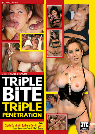 Triple Dick : Triple penetration