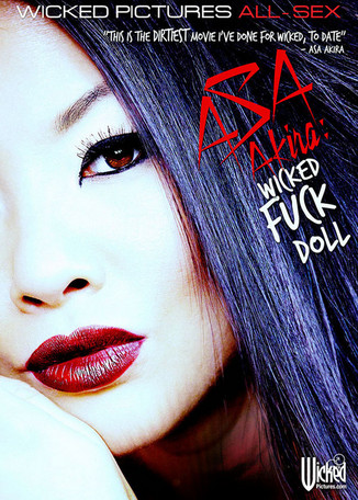 Asa Akira : Wicked fuck doll