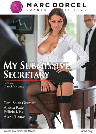 My submissive secretary