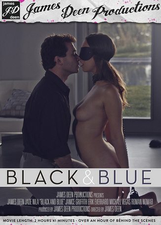 Pleasure and Submission /// Black and Blue