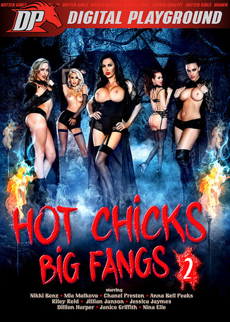 Hot Chicks Big Fangs #2
