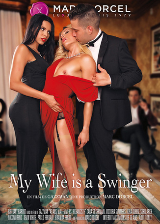 My wife is a swinger