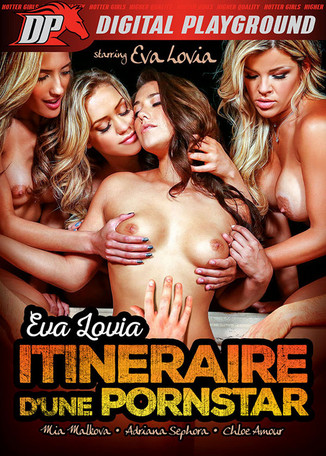 Eva Lovia, itinéraire d'une Pornstar