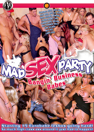 Mad Sex Party : banging business babes