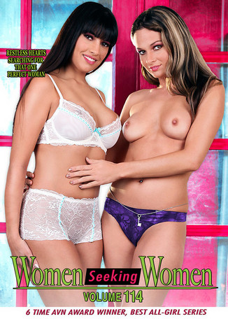 Young lesbians' initiation /// Women seeking women vol.114