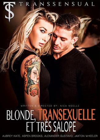 Blonde, Transsexuelle et très salope