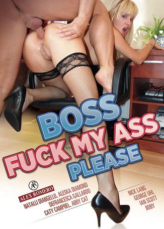 Boss, fuck me in the ass please