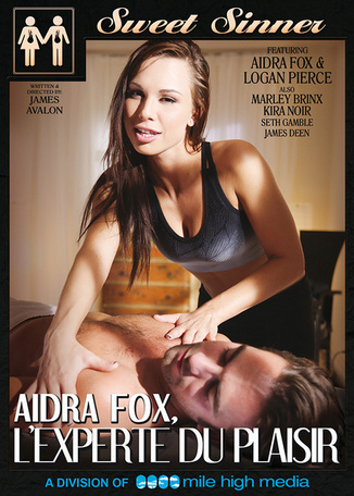 Aidra Fox, l'experte du plaisir