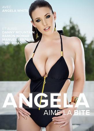 Angela aime la bite