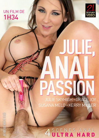 Julie, anal passion