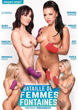 Bataille de femmes fontaines