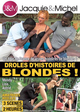 Funny blonde stories