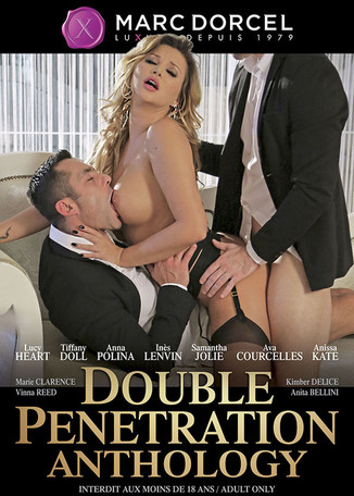 Double Penetration Anthology