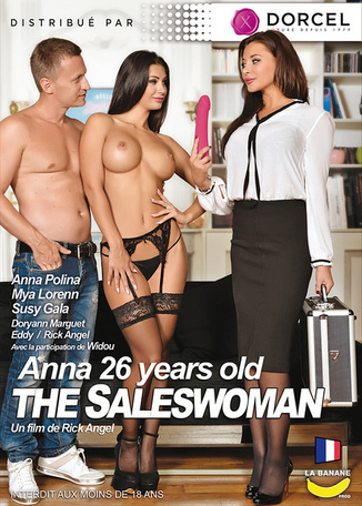 Anna, 26 years old, the saleswoman