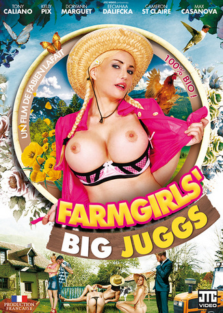 Farmgirls' big juggs